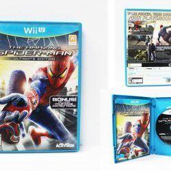 Videojuegos para consola Wii U The Amazing Spiderman Ecuador Comprar Venden, Bonita Apariencia ideal para los fans, practica, Hermoso material de papel Color como en la imagen Estado usado