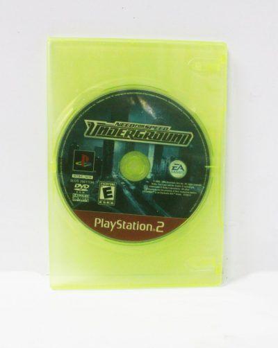 Videojuegos para consola PS2 Need for Speed: Underground Ecuador Comprar Venden, Bonita Apariencia ideal para los fans, practica, Hermoso material de papel Color como en la imagen Estado usado