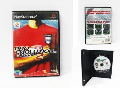 Videojuegos para consola PS2 Pro Evolution Soccer 2 Ecuador Comprar Venden, Bonita Apariencia ideal para los fans, practica, Hermoso material de papel Color como en la imagen Estado usado