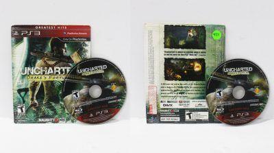 Videojuegos para consola PS3 Uncharted Drake's Fortune Ecuador Comprar Venden, Bonita Apariencia ideal para los fans, practica, Hermoso material de papel Color como en la imagen Estado usado