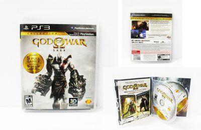 Videojuegos para consola PS3 God of War Saga Ecuador Comprar Venden, Bonita Apariencia ideal para los fans, practica, Hermoso material de papel Color como en la imagen Estado usado