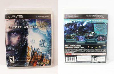 Videojuegos para consola PS3 Lost Planet 3 Ecuador Comprar Venden, Bonita Apariencia ideal para los fans, practica, Hermoso material de papel Color como en la imagen Estado usado