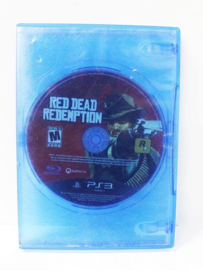 Videojuegos para consola PS3 Red Dead Redemption Ecuador Comprar Venden, Bonita Apariencia ideal para los fans, practica, Hermoso material de papel Color como en la imagen Estado usado