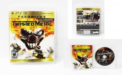 Videojuegos para consola PS3 Twisted Metal Ecuador Comprar Venden, Bonita Apariencia ideal para los fans, practica, Hermoso material de papel Color como en la imagen Estado usado