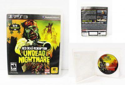 Videojuegos para consola PS3 Red Dead Redemption Undead Nightmare Ecuador Comprar Venden, Bonita Apariencia ideal para los fans, practica, Hermoso material de papel Color como en la imagen Estado usado