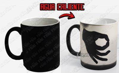Jarro mágico Varios Ja Caíste! Ecuador Comprar Venden, Bonita Apariencia ideal para los fans, practica, Hermoso material de cerámica Color negro Estado nuevo