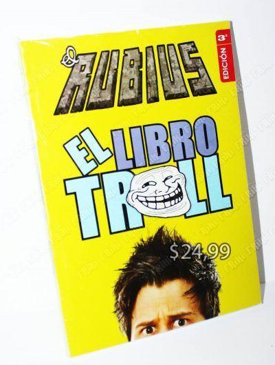 Libros Varios El Libro Troll by ElRubiusOMG Ecuador Comprar Venden, Bonita Apariencia ideal para los fans, practica, Hermoso material de papel Color como en la imagen Estado usado