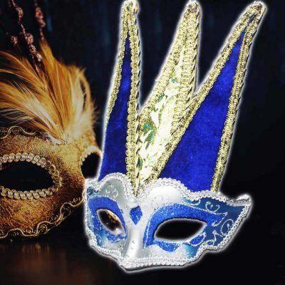 Máscara Varios Carnaval Azul Ecuador Comprar Venden, Bonita Apariencia ideal para los fans, practica, Hermoso material plástico Color como en la imagen Estado nuevo
