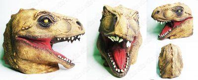 Máscara Varios Cabeza de Dinosaurio Ecuador Comprar Venden, Bonita Apariencia ideal para los fans, practica, Hermoso material plástico Color como en la imagen Estado nuevo