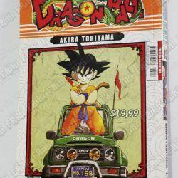 Comics impresos Manga Dragon Ball 13 Ecuador Comprar Venden, Bonita Apariencia ideal para los fans, practica, Hermoso material de papel Color como en la imagen Estado usado