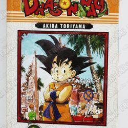 Comics impresos Manga Dragon Ball 3 Ecuador Comprar Venden, Bonita Apariencia ideal para los fans, practica, Hermoso material de papel Color como en la imagen Estado usado