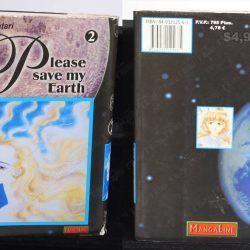 Comics impresos Manga Plase save my Earth 2 Ecuador Comprar Venden, Bonita Apariencia ideal para los fans, practica, Hermoso material de papel Color como en la imagen Estado usado