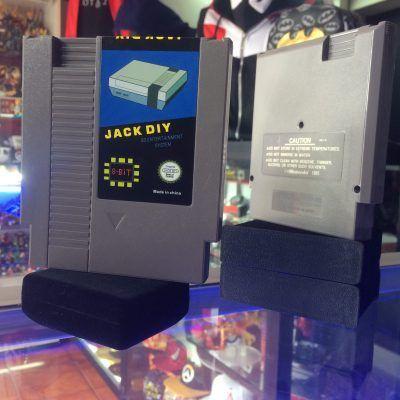 Videojuegos para consola NES Jack DIY Ecuador Comprar Venden, Bonita Apariencia ideal para los fans, practica, Hermoso material de papel Color como en la imagen Estado usado