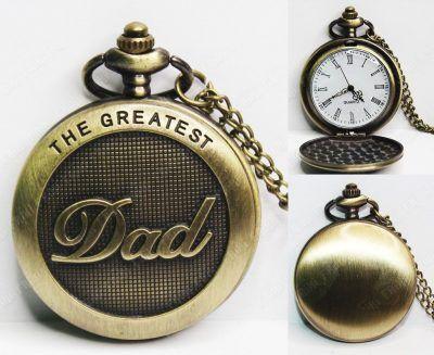 Reloj de collar Varios The best dad Ecuador Comprar Venden, Bonita Apariencia ideal para los fans, practica, Hermoso material de bronce niquelado Color como en la imagen Estado nuevo