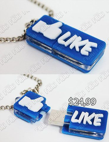 USB Varios Facebook Like Ecuador Comprar Venden, Bonita Apariencia ideal para trabajos, practica, Hermoso material plástico Color como en la imagen Estado nuevo