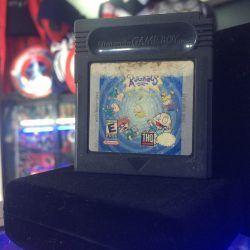 Videojuegos para consola Game Boy Rugrats Ecuador Comprar Venden, Bonita Apariencia ideal para los fans, practica, Hermoso material de papel Color como en la imagen Estado usado