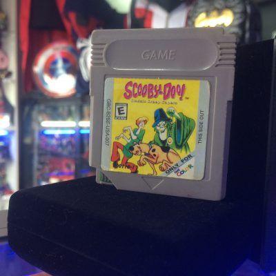 Videojuegos para consola Game Boy Scooby Doo Ecuador Comprar Venden, Bonita Apariencia ideal para los fans, practica, Hermoso material de papel Color como en la imagen Estado usado