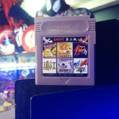 Videojuegos para consola Game Boy 64 in 1 Ecuador Comprar Venden, Bonita Apariencia ideal para los fans, practica, Hermoso material de papel Color como en la imagen Estado usado