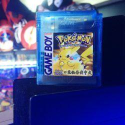 Videojuegos para consola Game Boy Pokémon Yellow Ecuador Comprar Venden, Bonita Apariencia ideal para los fans, practica, Hermoso material de papel Color como en la imagen Estado usado