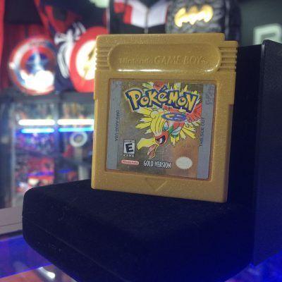 Videojuegos para consola Game Boy Pokémon Gold Ecuador Comprar Venden, Bonita Apariencia ideal para los fans, practica, Hermoso material de papel Color como en la imagen Estado usado