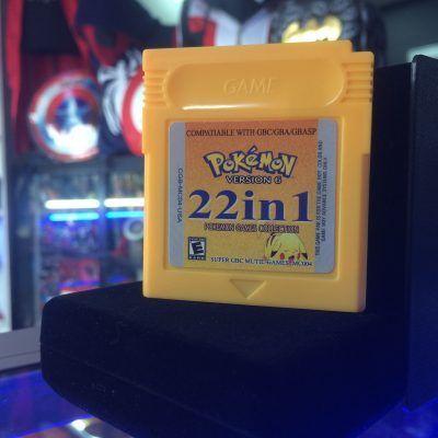 Videojuegos para consola Game Boy Pokémon 22 in 1 Ecuador Comprar Venden, Bonita Apariencia ideal para los fans, practica, Hermoso material de papel Color como en la imagen Estado usado