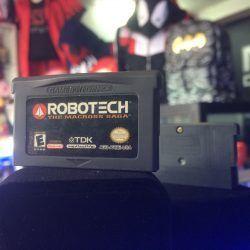 Videojuegos para consola Game Boy Advance Robotech Ecuador Comprar Venden, Bonita Apariencia ideal para los fans, practica, Hermoso material de papel Color como en la imagen Estado usado