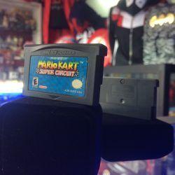 Videojuegos para consola Game Boy Advance Mario Kart Super Circuit Ecuador Comprar Venden, Bonita Apariencia ideal para los fans, practica, Hermoso material de papel Color como en la imagen Estado usado