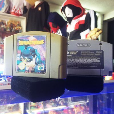 Videojuegos para consola Nintendo 64 Tetris Sphere Ecuador Comprar Venden, Bonita Apariencia ideal para los fans, practica, Hermoso material de papel Color como en la imagen Estado usado