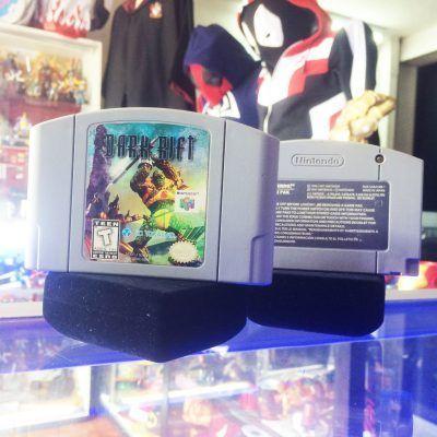 Videojuegos para consola Nintendo 64 Dark Rift Ecuador Comprar Venden, Bonita Apariencia ideal para los fans, practica, Hermoso material de papel Color como en la imagen Estado usado