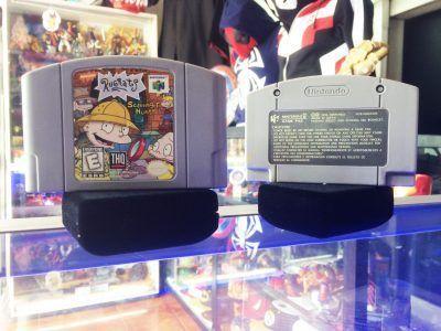 Videojuegos para consola Nintendo 64 Rugrats Scavenger Hunt Ecuador Comprar Venden, Bonita Apariencia ideal para los fans, practica, Hermoso material de papel Color como en la imagen Estado usado