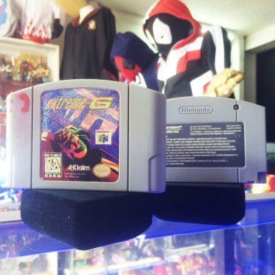 Videojuegos para consola Nintendo 64 Extreme-G Ecuador Comprar Venden, Bonita Apariencia ideal para los fans, practica, Hermoso material de papel Color como en la imagen Estado usado