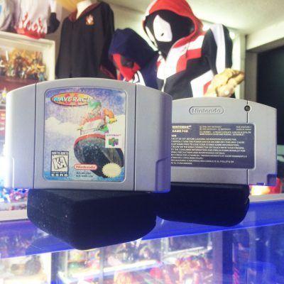Videojuegos para consola Nintendo 64 Wave Race Ecuador Comprar Venden, Bonita Apariencia ideal para los fans, practica, Hermoso material de papel Color como en la imagen Estado usado