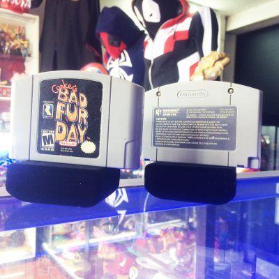 Videojuegos para consola Nintendo 64 Conker´s Bad Fur Day Ecuador Comprar Venden, Bonita Apariencia ideal para los fans, practica, Hermoso material de papel Color como en la imagen Estado usado