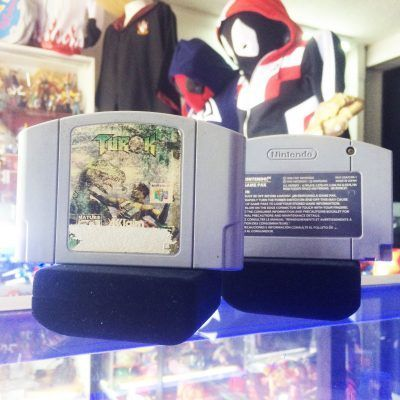 Videojuegos para consola Nintendo 64 Turok Ecuador Comprar Venden, Bonita Apariencia ideal para los fans, practica, Hermoso material de papel Color como en la imagen Estado usado