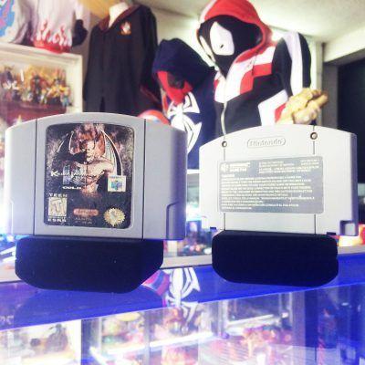 Videojuegos para consola Nintendo 64 Killer Instinct Ecuador Comprar Venden, Bonita Apariencia ideal para los fans, practica, Hermoso material de papel Color como en la imagen Estado usado