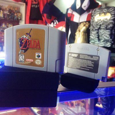 Videojuegos para consola Nintendo 64 The Legend of Zelda Ocarina of Time Ecuador Comprar Venden, Bonita Apariencia ideal para los fans, practica, Hermoso material de papel Color como en la imagen Estado usado