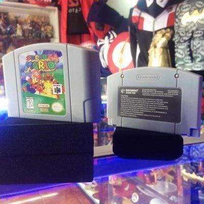 Videojuegos para consola Nintendo 64 Super Mario 64 Ecuador Comprar Venden, Bonita Apariencia ideal para los fans, practica, Hermoso material de papel Color como en la imagen Estado usado