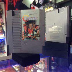 Videojuegos para consola NES Contra Ecuador Comprar Venden, Bonita Apariencia ideal para los fans, practica, Hermoso material de papel Color como en la imagen Estado usado