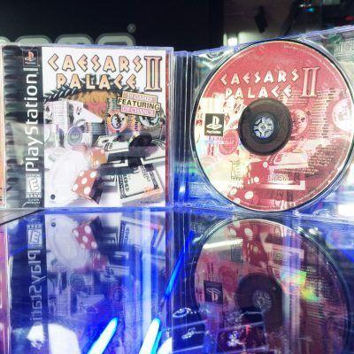Videojuegos para consola PS1 Caesars Palace II Ecuador Comprar Venden, Bonita Apariencia ideal para los fans, practica, Hermoso material de papel Color como en la imagen Estado usado