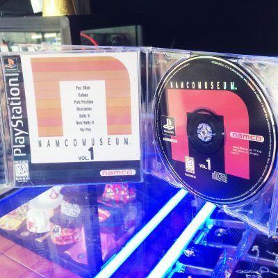 Videojuegos para consola PS1 Namco Museum Ecuador Comprar Venden, Bonita Apariencia ideal para los fans, practica, Hermoso material de papel Color como en la imagen Estado usado