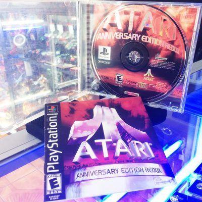 Videojuegos para consola PS1 Atari Anniversary Edition Redux Ecuador Comprar Venden, Bonita Apariencia ideal para los fans, practica, Hermoso material de papel Color como en la imagen Estado usado