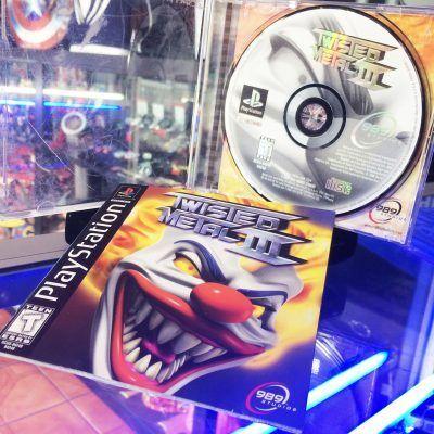 Videojuegos para consola PS1 Twisted Metal III Ecuador Comprar Venden, Bonita Apariencia ideal para los fans, practica, Hermoso material de papel Color como en la imagen Estado usado