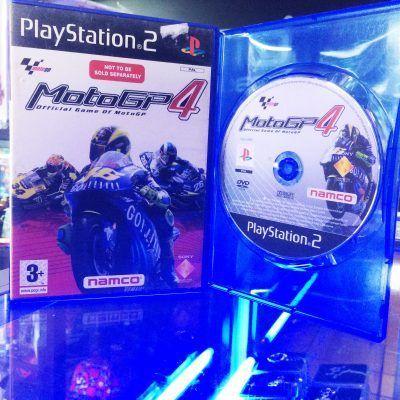 Videojuegos para consola PS2 Motor GP4 Ecuador Comprar Venden, Bonita Apariencia ideal para los fans, practica, Hermoso material de papel Color como en la imagen Estado usado