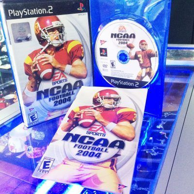 Videojuegos para consola PS2 NCAA 2004 Ecuador Comprar Venden, Bonita Apariencia ideal para los fans, practica, Hermoso material de papel Color como en la imagen Estado usado