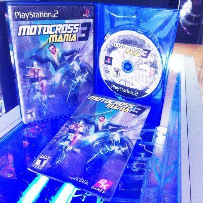 Videojuegos para consola PS2 Motocross Mania 3 Ecuador Comprar Venden, Bonita Apariencia ideal para los fans, practica, Hermoso material de papel Color como en la imagen Estado usado