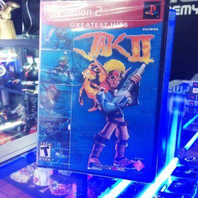 Videojuegos para consola PS2 Jak II Ecuador Comprar Venden, Bonita Apariencia ideal para los fans, practica, Hermoso material de papel Color como en la imagen Estado usado