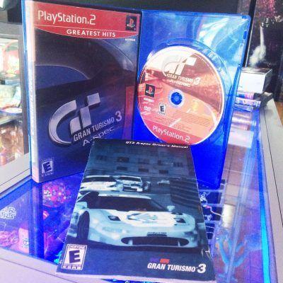 Videojuegos para consola PS2 Gran Turismo 3 Ecuador Comprar Venden, Bonita Apariencia ideal para los fans, practica, Hermoso material de papel Color como en la imagen Estado usado