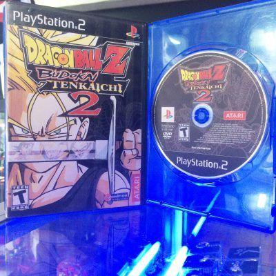 Videojuegos para consola PS2 Dragon Ball Z Budokai Tenkaichi 2 Ecuador Comprar Venden, Bonita Apariencia ideal para los fans, practica, Hermoso material de papel Color como en la imagen Estado usado