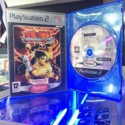 Videojuegos para consola PS2 Tekken 5 Ecuador Comprar Venden, Bonita Apariencia ideal para los fans, practica, Hermoso material de papel Color como en la imagen Estado usado