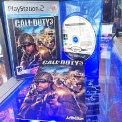 Videojuegos para consola PS2 Call of Duty 3 Ecuador Comprar Venden, Bonita Apariencia ideal para los fans, practica, Hermoso material de papel Color como en la imagen Estado usado